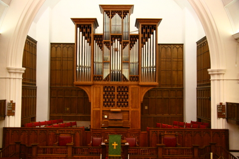 Music – Robertson-Wesley United Church